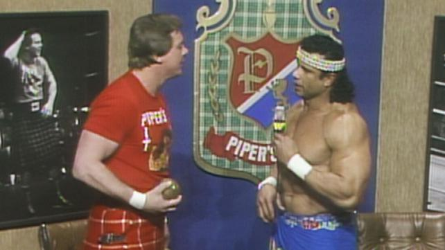 Roddy Piper vs. Jimmy Snuka