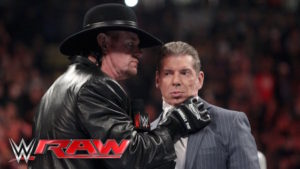 "According to Bryan Alvarez, ""Something"" is up between Undertaker and Vince McMahon"