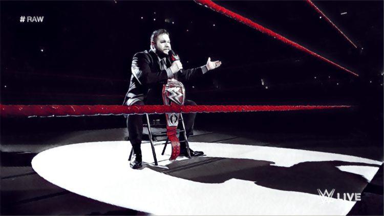 Kevin Owens Raw Promo